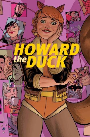 Howard the Duck #6