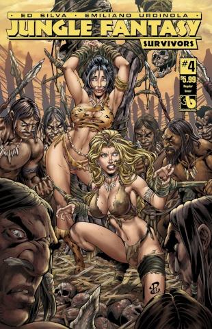 Jungle Fantasy: Survivors #4