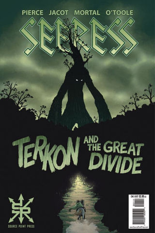 Seeress: Terkon and the Great Divide