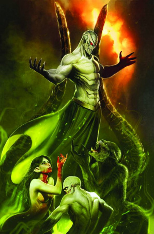 Grimm Fairy Tales: Unleashed #1 (Sejic Cover)