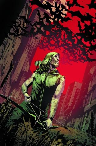 Green Arrow Vol. 5: The Outsiders War