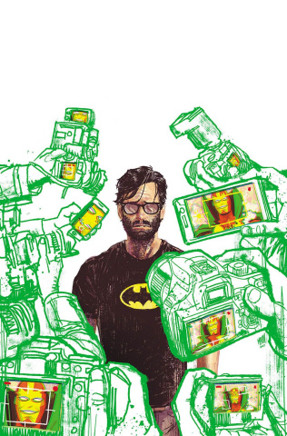 Mister Miracle #3 (Variant Cover)