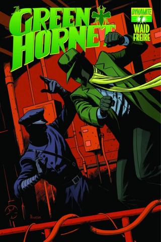 The Green Hornet #7