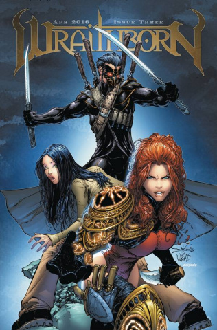 Wraithborn #3