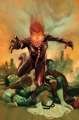 X-Men: Gold #32