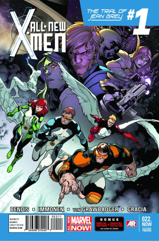 All-New X-Men #22.Now (2nd Printing)