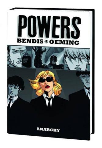 Powers Vol. 5: Anarchy