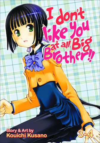 I Don't Like You at All, Big Brother! Vol. 2