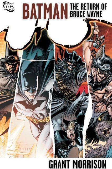 Batman: The Return of Bruce Wayne