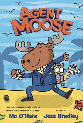 Agent Moose Vol. 1
