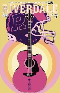 Riverdale #3 (Francavilla Cover)