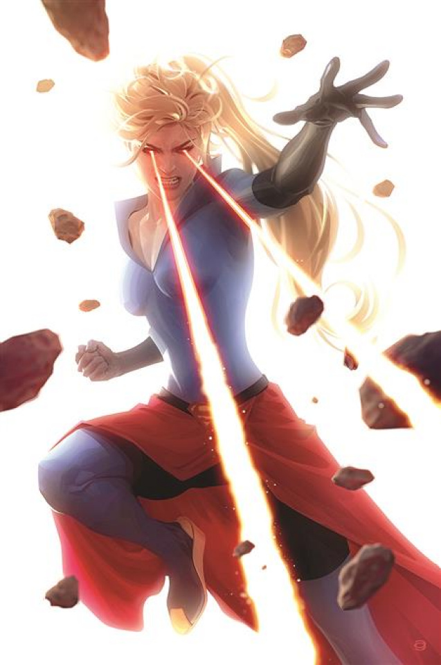 Future State: Kara Zor-El, Superwoman #2 (Alex Garner Card Stock Cover)
