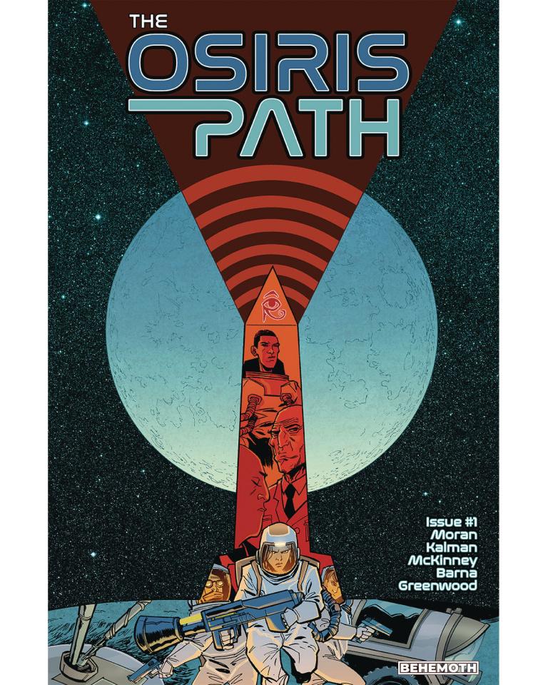 The Osiris Path #1