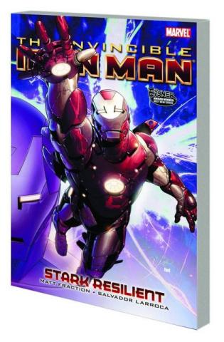 Invincible Iron Man Vol. 5: Stark Resilient