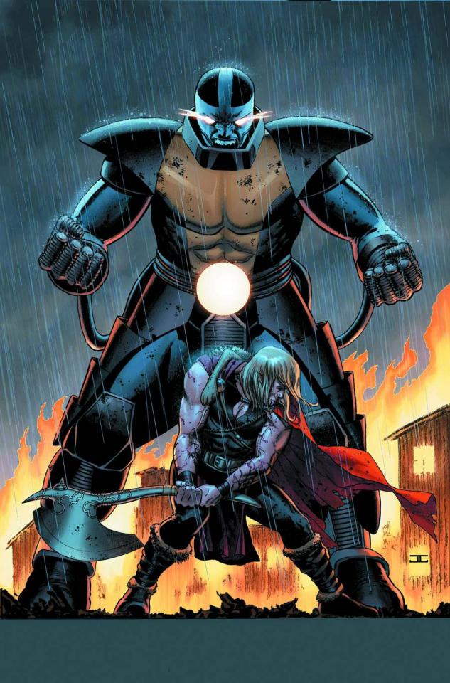 Uncanny Avengers #6