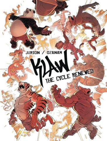 Klaw Vol. 3: The Cycle Renewed