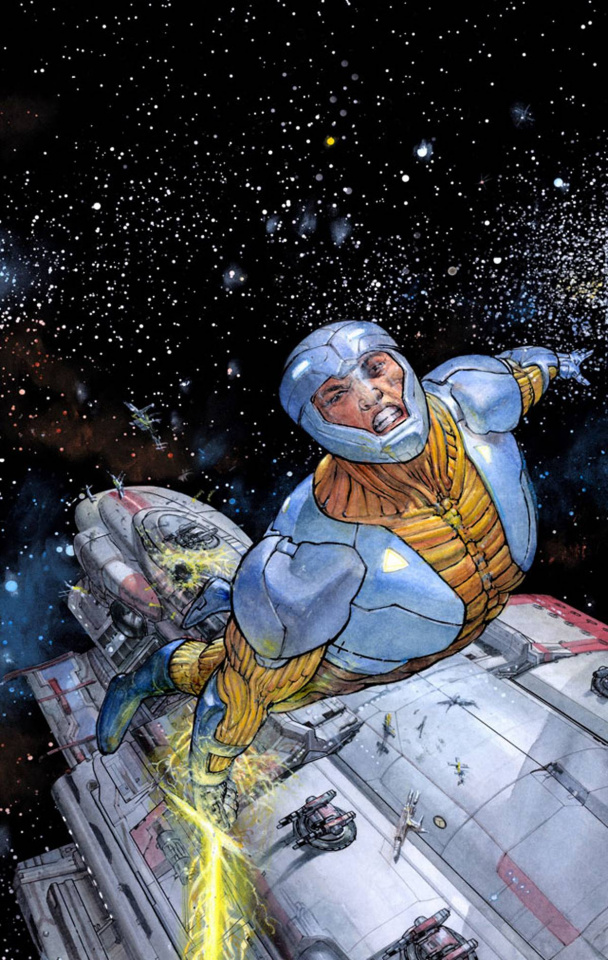 X-O Manowar #43 (10 Copy Pastoras Cover)