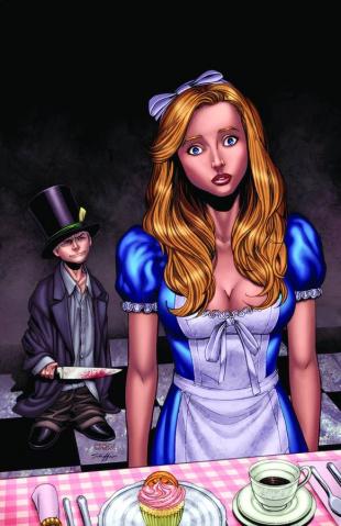 Grimm Fairy Tales: Wonderland #2 (Chen Cover)
