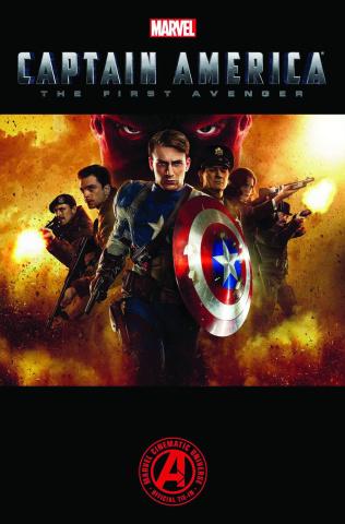 Captain America: The First Avenger #2