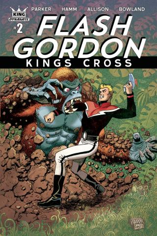 Flash Gordon: Kings Cross #2 (Hamm Cover)