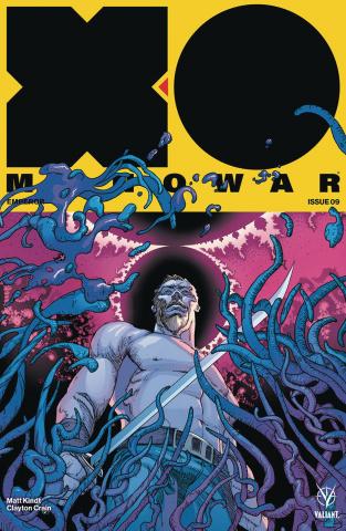 X-O Manowar #9 (Pollina Cover)