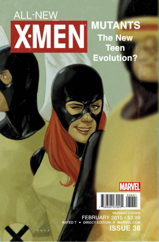 All-New X-Men #38 (Noto Cover)