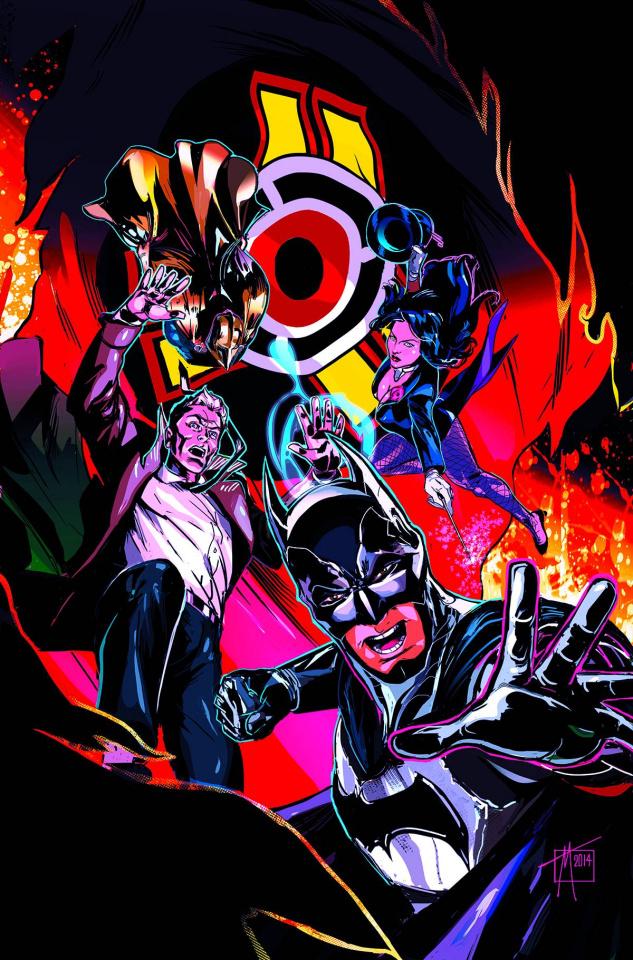 Injustice: Gods Among Us, Year Three #1