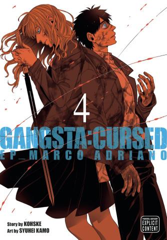 Gangsta: Cursed Vol. 4: Ep_Marco Adriano