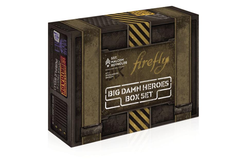Firefly (Big Damn Heroes Box Set)