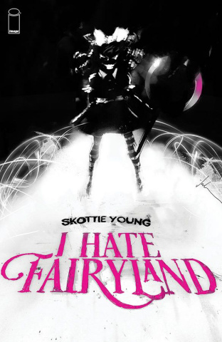 I Hate Fairyland #20 (Jock Cover)