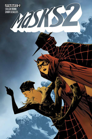 Masks 2 #2 (Lee Cover)