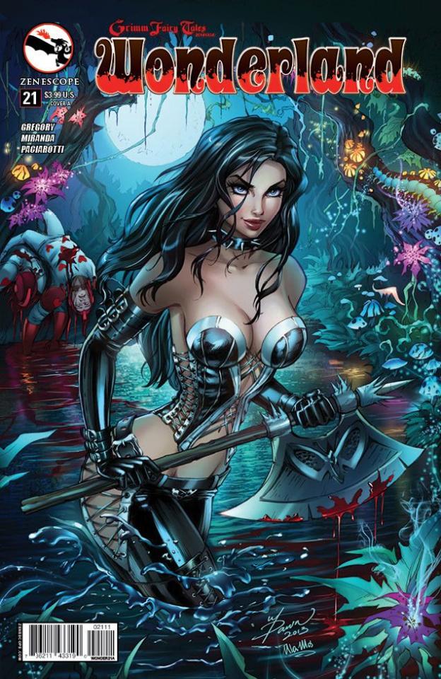 Grimm Fairy Tales: Wonderland Vol. 5