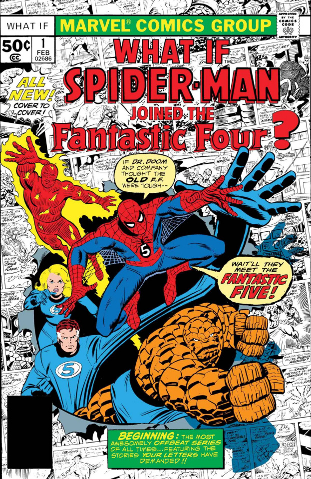 Fantastic Four: What If? #1 (True Believers)