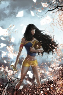Grimm Fairy Tales: Realm War #8 (Wimberly Left Cover)