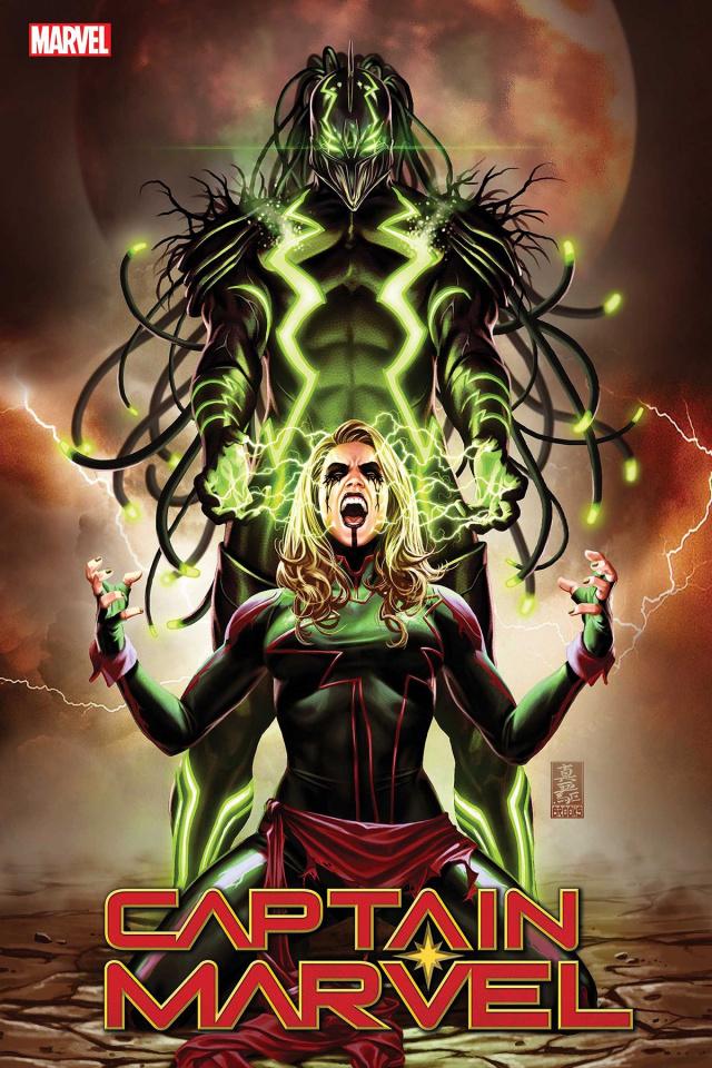 Captain Marvel #15