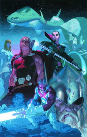 Secret Wars #2 (Ribic Cover)
