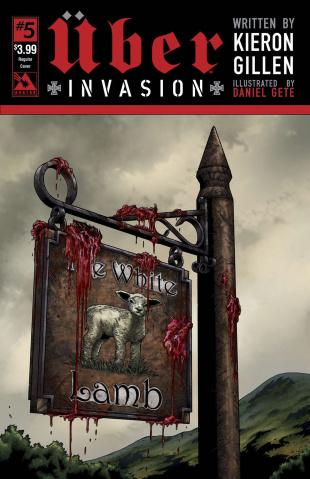 Über: Invasion #5