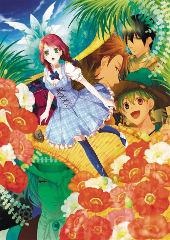 The Captive Hearts of Oz Vol. 2