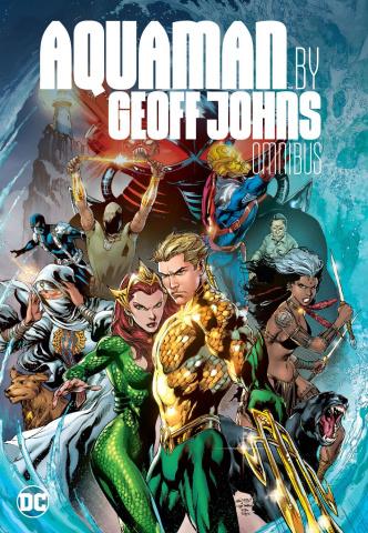 Aquaman by Geoff Johns (Omnibus)