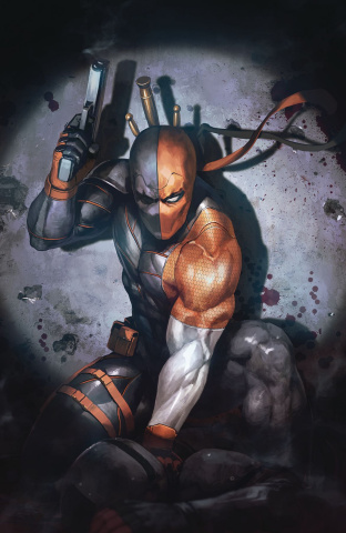 Deathstroke #49 (Year of the Villain)