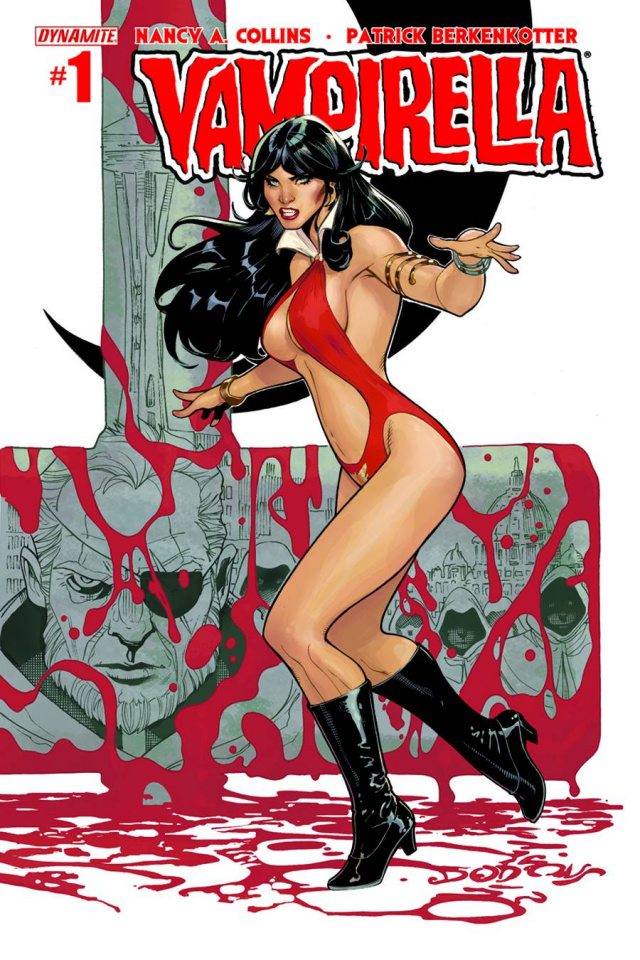 New Vampirella #1 (Dodson Cover)