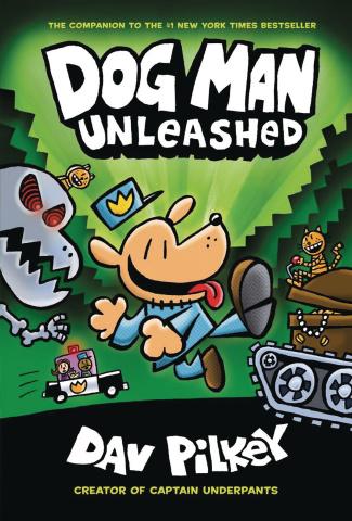 Dog Man Vol. 2: Unleashed