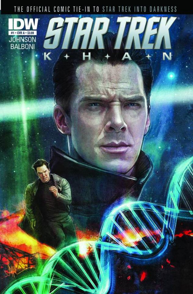 Star Trek: Khan #1