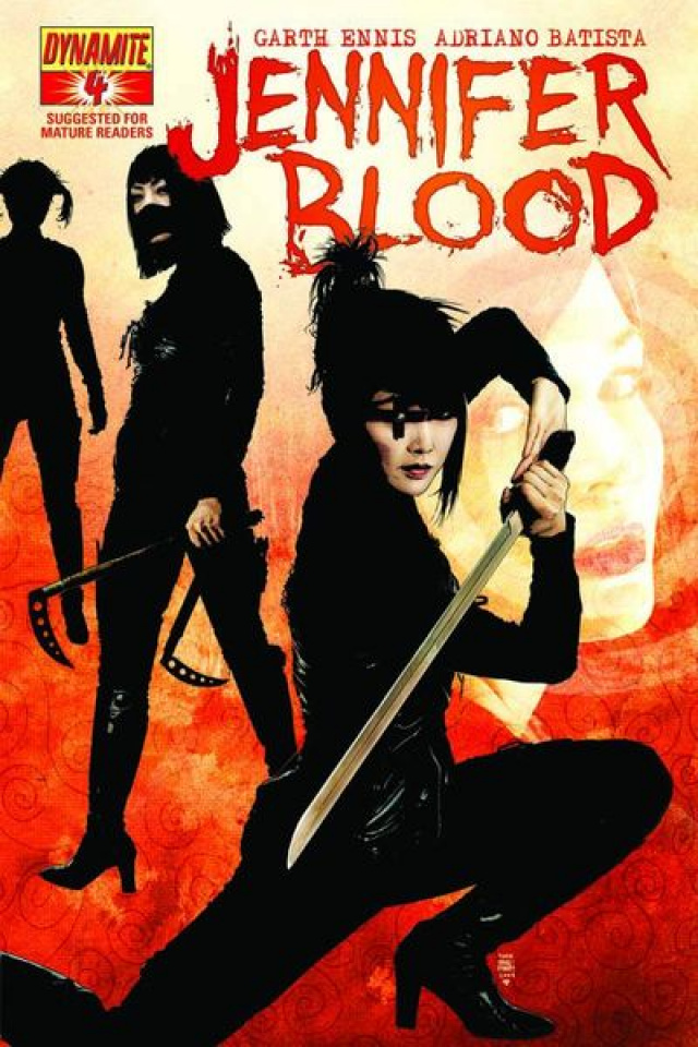 Jennifer Blood #4