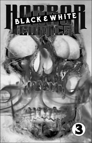 Horror Comics: Black & White #3