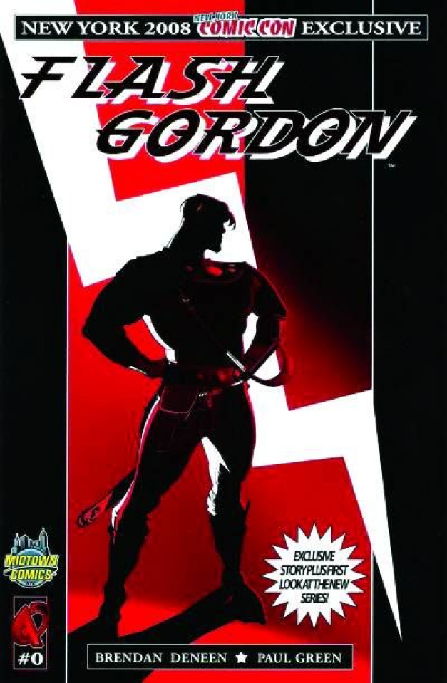 Flash Gordon: The Mercy Wars #0