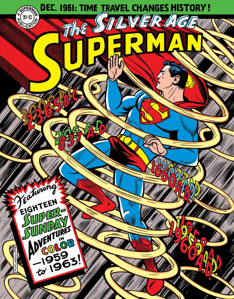 Superman: The Silver Age Sundays Vol. 1
