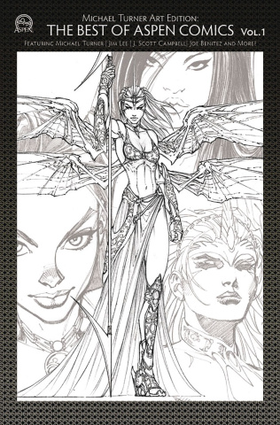 Turner Art Edition: The Best of Aspen Comics Vol. 1