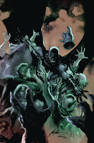 Batman #52 (Variant Cover)