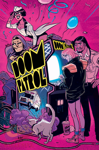 Doom Patrol #1 (Tarr Cover)